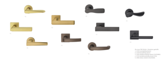 FSB handles in different surfaces