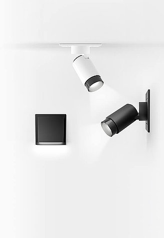 Plug and light shown in different forms