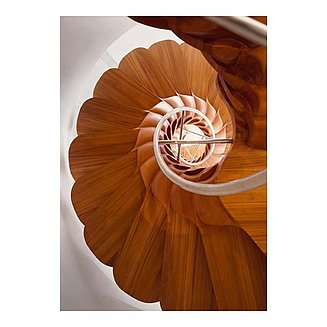 Architecture snail shell