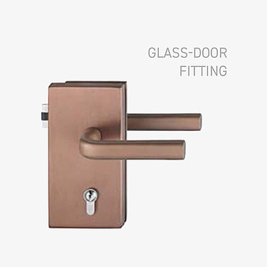 door handle for glass doors